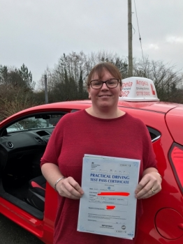 Angela is a very patient driving instructor, she explains things very good and at a way you can understand, anyone who has lessons with her would enjoy them, she makes you feel at ease. Highly recommended. Thank you Angela