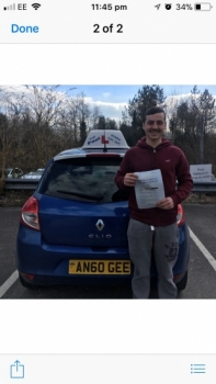 Would highly recommend Paul<br />