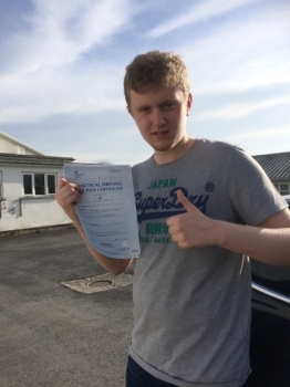 I just passed my driving test today and I must say I thoroughly enjoyed my driving lessons with Angela She is calm patient and reliable I highly recommend her especially to nervous people like myself Iacute;m very thankful as I now have the driving knowledge and confidence for a lifetime So glad I choose her as my instructor