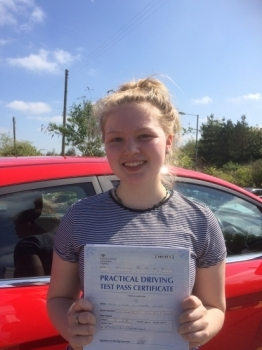 Angela is brilliant so patient and calming even after I had a emotional breakdown on the night before the driving test I know for certain I would never have passed my test if it wasnacute;t for Angela <br />